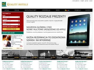 Quality Hotels - Poznań